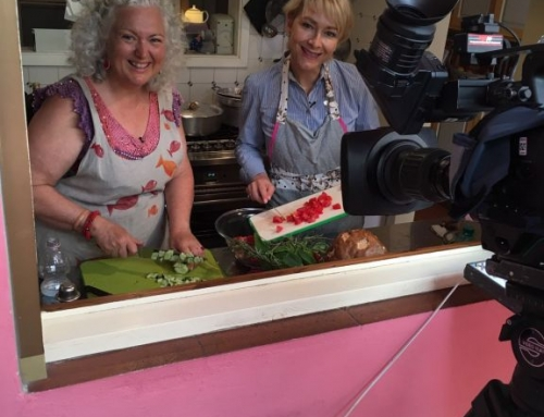 French Television TF1 discovers our B&B