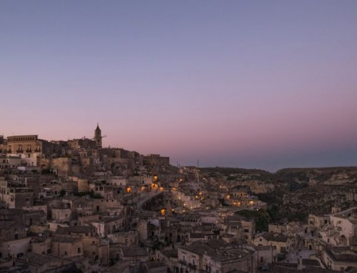 my b&b in Florence and a charming tour to discover Matera with me!