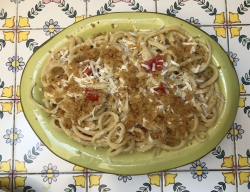 Pici pasta, a Tuscan recipe! Come in Florence and learn how to make it at my b&b