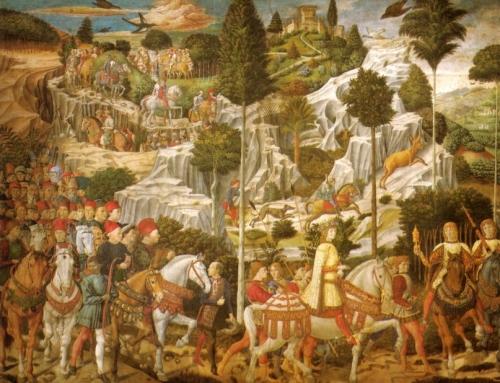 Dicembre e l'atmosfera di Natale a Firenze