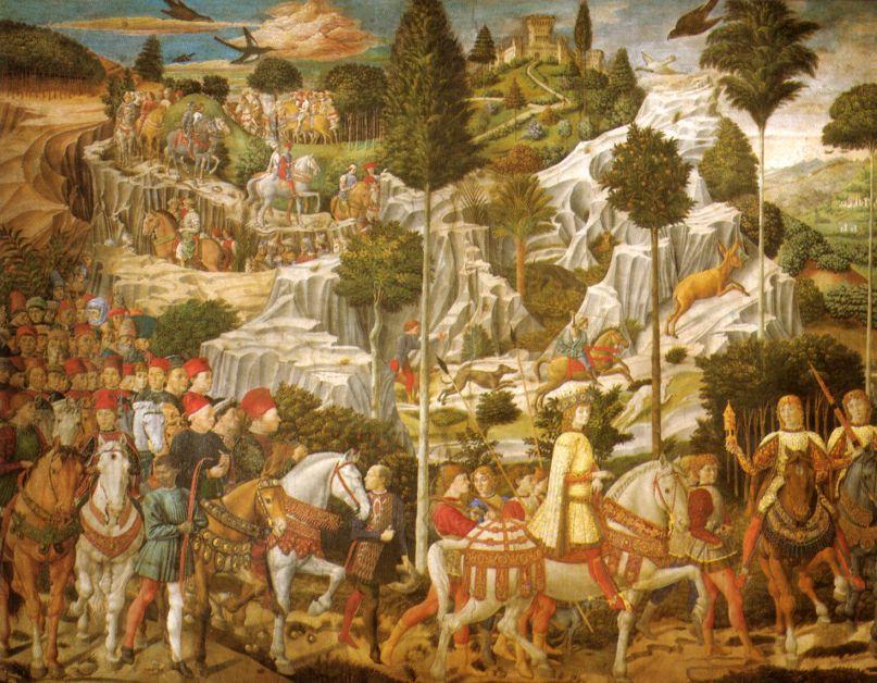 Natale e Capodanno a Firenze il presepe in piazza del Duomo e le luci natalizie. i concerti di Capodanno a Firenze
