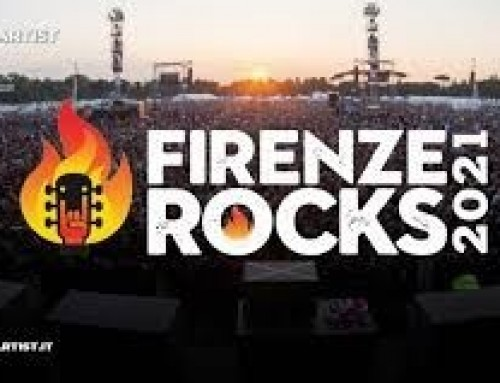 FIRENZE ROCKS – Wednesday  16 to Saturday 19 June 2021
